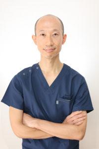 愛知県尾張旭市東山町うの整骨院の院長の写真