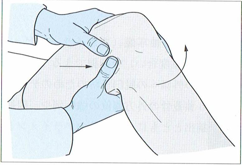 grasping(グラスピング)テストのやり方